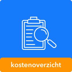 Bekijk je reisgeschiedenis en reiskosten in jouw persoonlijk Gaiyo account