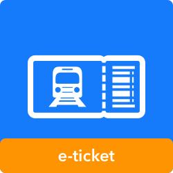 Reis met een Gaiyo e-ticket