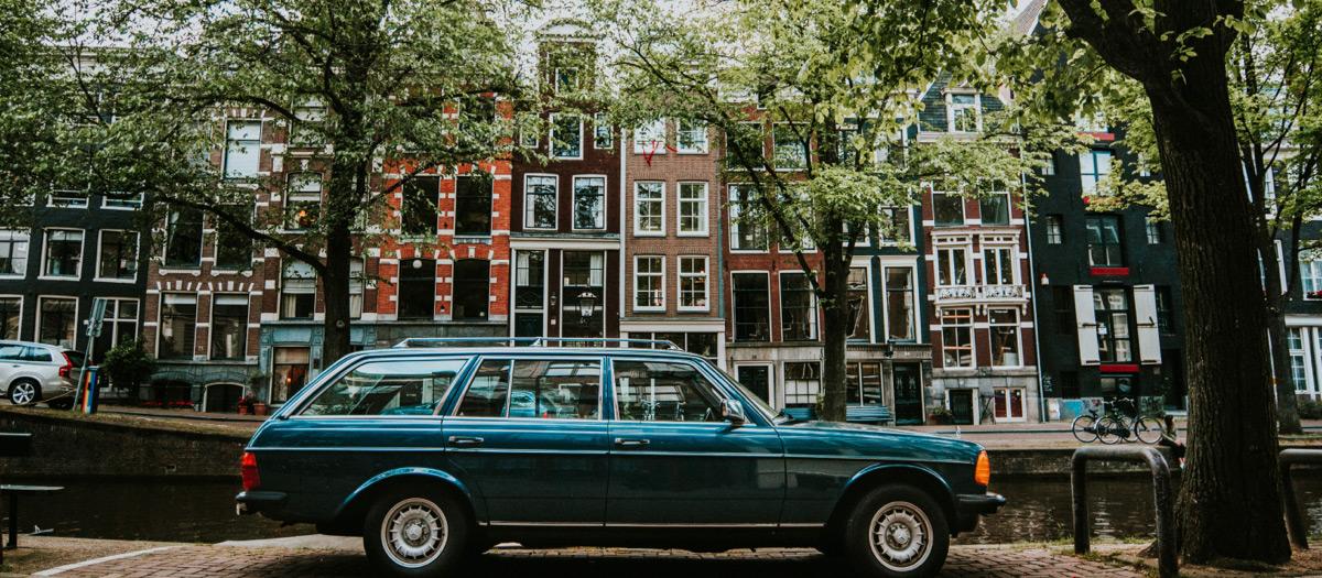 Goedkoop parkeren in Amsterdam