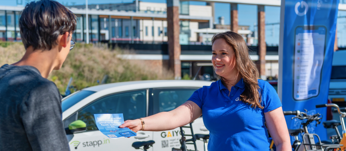 Gaiyo helpt Utrechtse ondernemers in corona-tijd