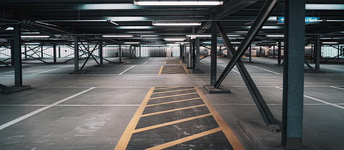 Grootste parkeergarage van Nederland