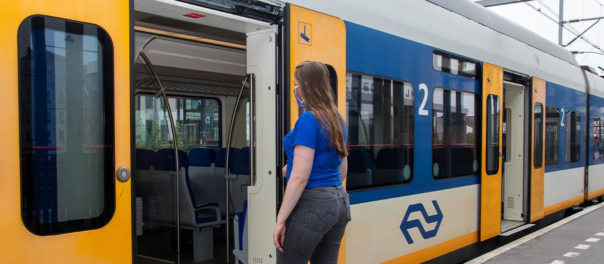 Plan je treinreis met Gaiyo