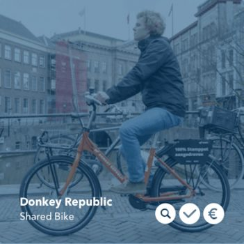 Travel with Gaiyo and Donkey Republic